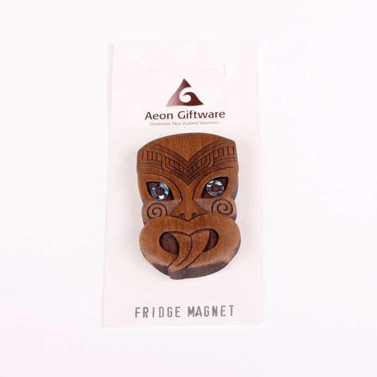 carved magnet wheku