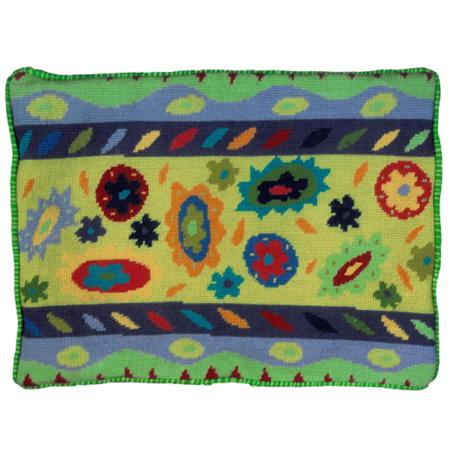 Casa Lime Cushion Kit by Jennifer Pudney