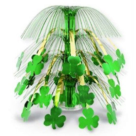 Cascade Centrepiece Shamrocks Green 450mm