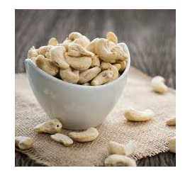 Cashews Whole Raw Organic Approx 100g