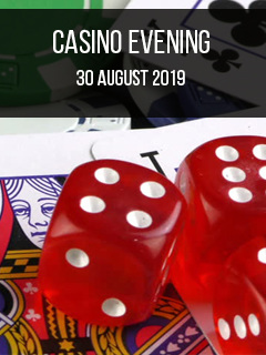 Casino Evening Ticket
