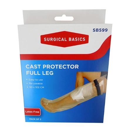 CAST PROTECTOR FULL LEG 2 PACK