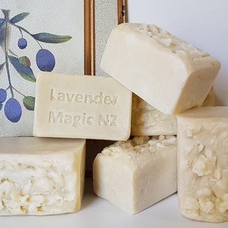 Castile - Pure Olive Oil - Handmade Soap