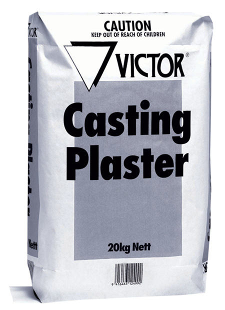 Casting Plaster 1KG