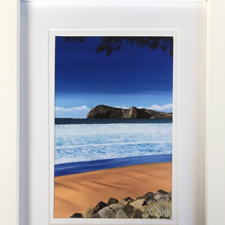 Castlepoint - small frame