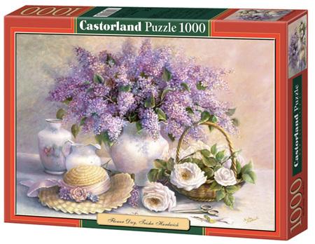 Castorland 1000 Piece Jigsaw Puzzle: Trisha Hardwick : Flower Day