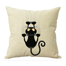 Cat Claws Cushion Cover