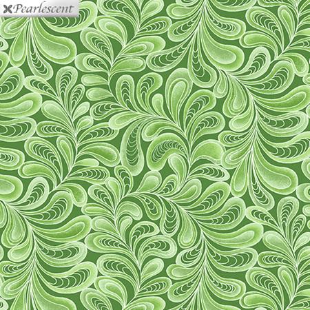 Cat-I-Tude Feather Frolic Green 10266P-44