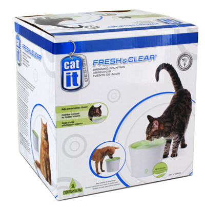Cat it Fresh & Clear Fountain