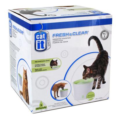 Cat it Fresh & Clear Fountain