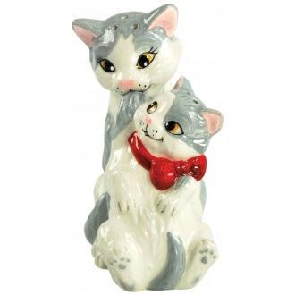 Cat & Kitten Salt & Pepper