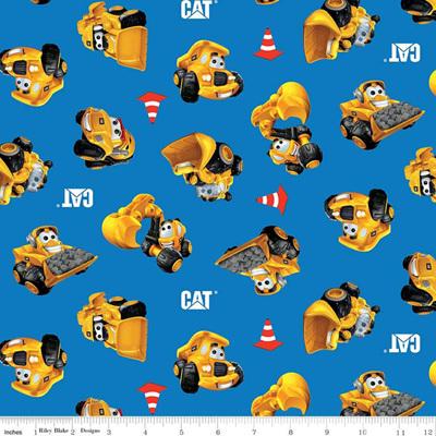 Cat (R) Buildin' Crew - Wigglers