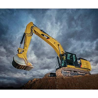 Cat (R) Excavator Panel