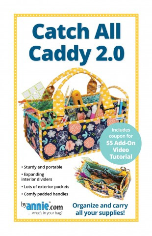 Catch All Caddy 2.0 by Annie