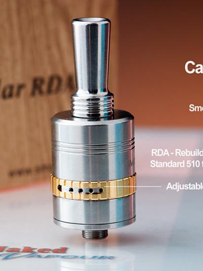 Caterpillar RDA by SMOK