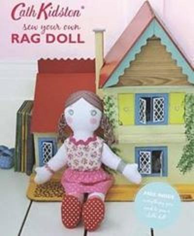 Cath Kidston Sew Your Own Rag Doll