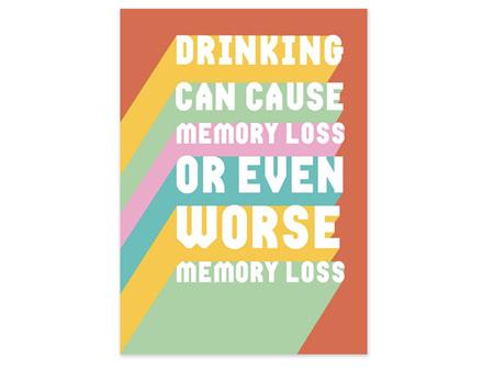 Cath Tate Card Memory Loss