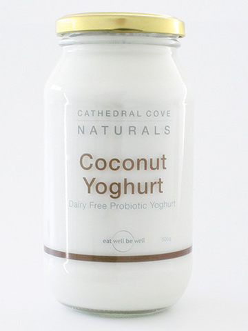Cathedral Cove Naturals Coconut Yoghurt - 500g