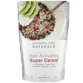 Cathedral Cove Raw Activated Super Cereal 400gm