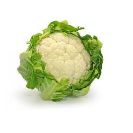 Cauliflower Certified Organic Each