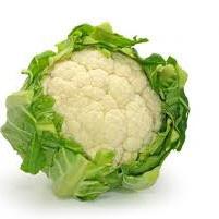 Cauliflower Sprayfree or Cert Organic  Each