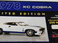 Cavalier 1/25 1978 XC Cobra Ltd Edition Resin Kit
