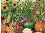 Cavallini & Co 1000 Piece Jigsaw Puzzle: Vintage Poster -  Victory Garden