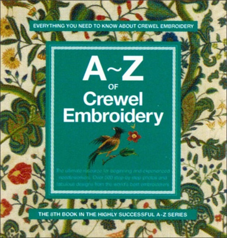 CB09203   A-Z of Crewel Embroidery