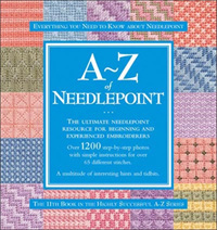 CB09209   A-Z of Needlepoint