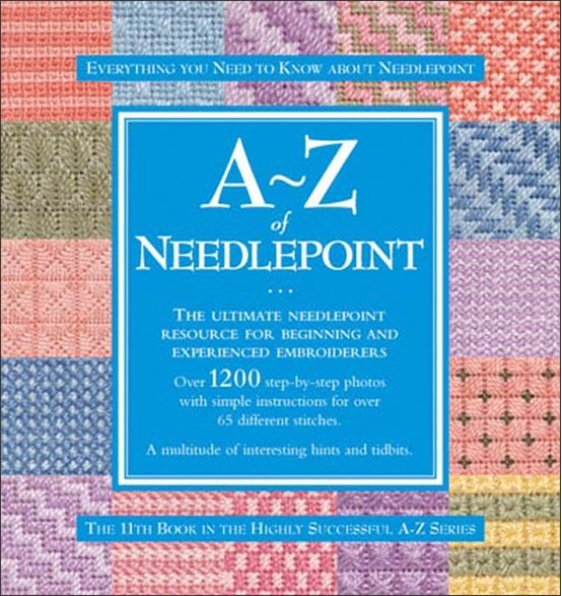 CB09209   A-Z of Needlepoint