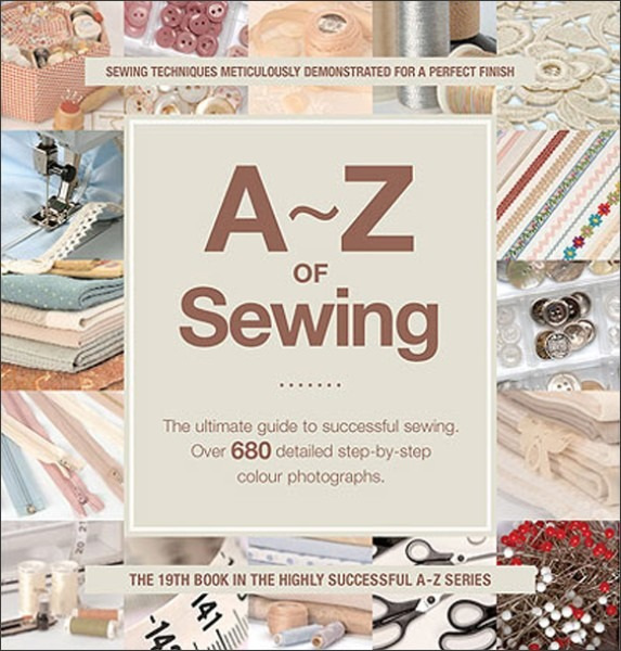CB43592   A-Z of Sewing