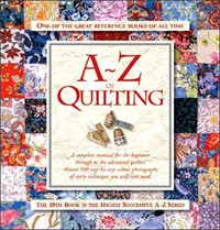 CB68541   A-Z of Quilting