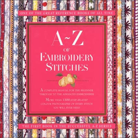 CB71598   A-Z of Embroidery Stitches