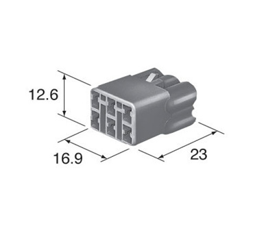 CBRR coil subloom connector