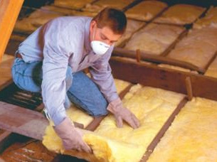 Ceiling Insulation