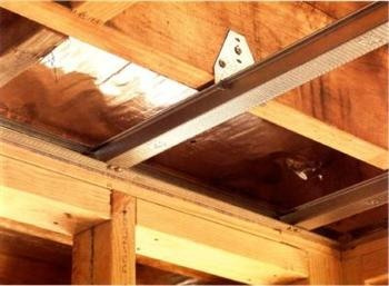 Ceilings - Metal battens - East Coast Suspended Ceilings
