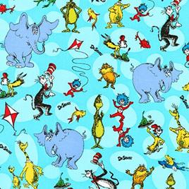 Celebrate Seuss! Aqua 1906170