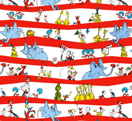 Celebrate Seuss! Character Stripe 10788203
