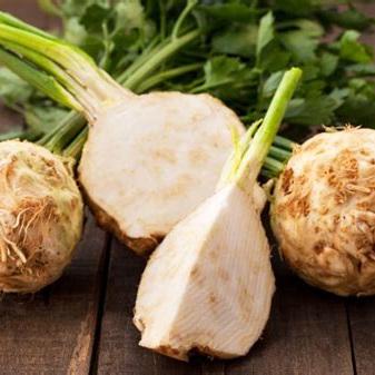 Celeriac Organic - 500g