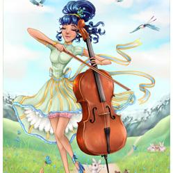 Cello - Card