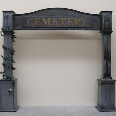 Cemetery Arch