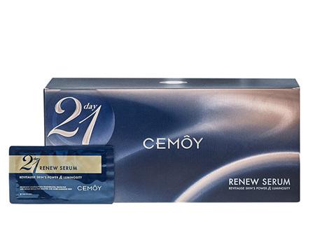 Cemoy 21 day Renew Serum