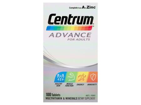 CENTRUM Advance 100s