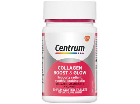 CENTRUM Collagen Boost & Glow 50s