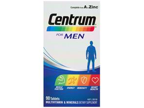 Centrum For Men 90s