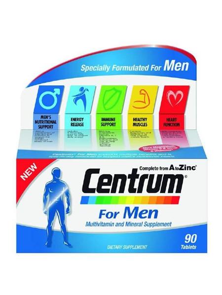 CENTRUM MEN 90S