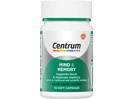 CENTRUM Mind & Memory 50s