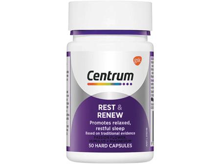 CENTRUM Rest & Renew 50s