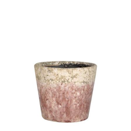 Ceramic Container San Remo rose  Small 3952