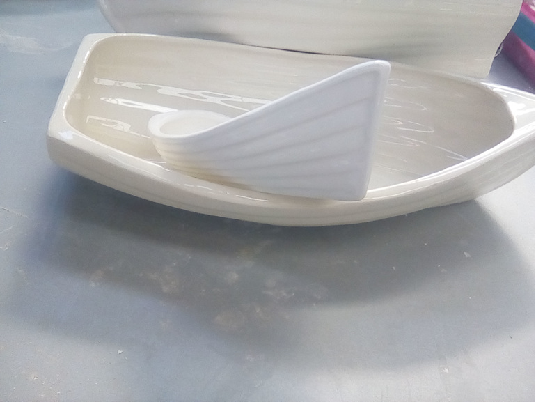 Ceramic Dingy Small